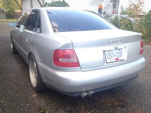 2000 Audi A4 quattro 1.8t
