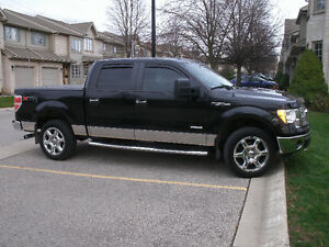2013 Ford F150 XTR-Ecoboost - Airlift/Hard Tonneau/Chrome