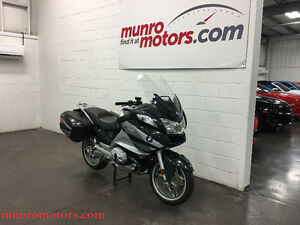 2010 BMW R1200 RT Sport Touring Bags Clean well Maintained