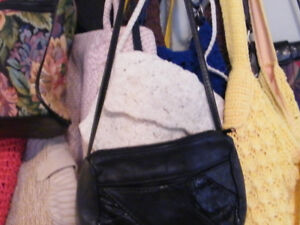 NEED A PURSE? WE HAVE LOTS FOR SALE -- GREAT PRICES!!