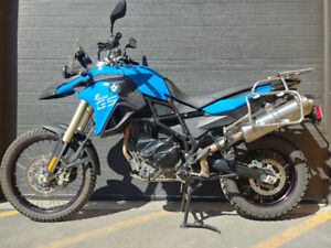 2014 BMW F800GS - GREAT SHAPE & READY TO RIDE!