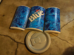 Beer can mini fridge cover
