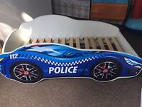 Children's car bed for sale