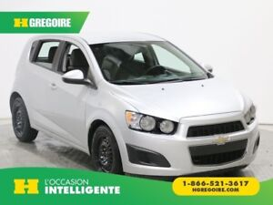 2012 Chevrolet Sonic LS 5dr AUTO AC MAGS BLUETOOTH