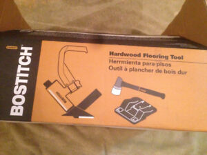 Bostitch Flooring Nailer MIIIFN-still in box