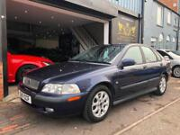 Volvo S40 1.9 AUTO XI Limited Edition 4dr