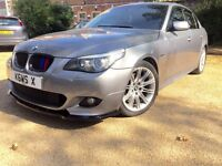 BMW 5 Series E60 525i £6500 or neatest offer! Low milage!