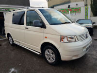 2008MY Volkswagen Transporter T5 1.9 TDi * Kombi * 5 Seats * C/Coded * NO VAT
