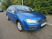 2007 FORD FOCUS 1.6 SPORT AUTOMATIC PETROL 5 DOOR HATCHBACK