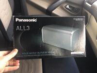 Panasonic ALL3 wireless speaker