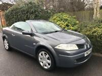 RENAULT MEGANE - 2007 Diesel Manual in Grey