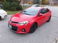 2015 Toyota Corolla 50th Ann. Special Edition, Moonroof 976km