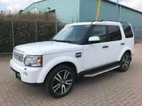 ***LAND ROVER DISCOVERY 3.0 SD V6 HSE 7SEATER+FULL LR SERV HIST+LANDMARK ALLOYS*