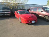 1997 Pontiac Trans Am Coupe (2 door)