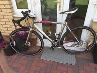 Boardman CX team cyclo cross bicycle