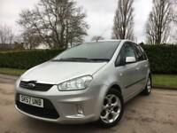 Ford C-MAX 1.8 16V 125 2007 ZETEC 5 DOOR