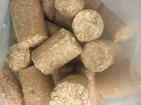 Eco-briquettes FREE SAMPLES!!
