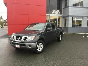 2012 Nissan Frontier Crew Cab SV 4X4 at