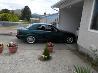 1997 bmw 328i excellent condition [comes with hart top }