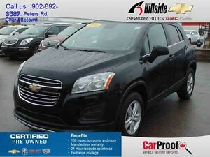 2016 Chevrolet TRAX AWD Wagon 4 Door
