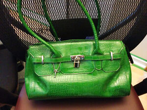 Green Purse - Never Used