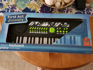 Kids electronic keyboard