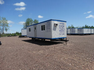 Mobile Office Trailers,  Site Trailers For Rent or Sale