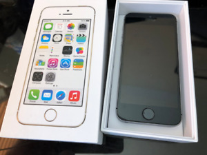 IPhone 5s Silver - 32 GB Unlocked Great Conditions!!
