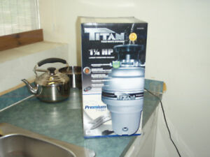 Food waste disposer