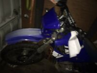 Wanted Yamaha DT125 spares, or complete project bike if cheap!