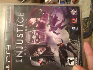 Injustice for PS3