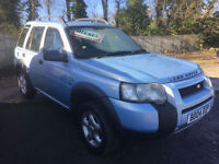 2004 Land Rover Freelander 2.0Td4 2004MY SE