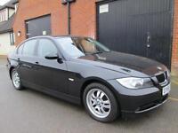 2006 BMW 318 2.0 BLACK PETROL MANUAL 6 SPEED MANUAL LOW MILES