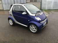 2002 Smart Car Smart 0.6 Semi-Automatic Passion