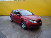 2010 SEAT IBIZA SPORT 1.4 PETROL 84BHP 5 SPD