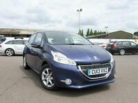 2013 PEUGEOT 208 1.4 HDi Active Zero Tax Bluetooth 1 Owner