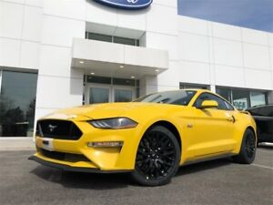 2018 Ford Mustang GTHEAD TURNER YELLOW !! GT PERFORMANCE PACKAGE