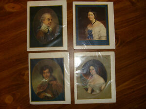 Period Portraits Prints