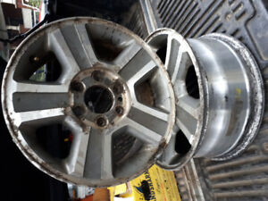 Ford 6 bolt truck rims
