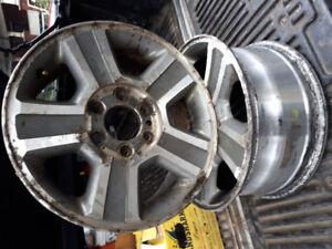 Ford 6 bolt truck rims
