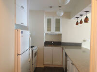 Lovely 3 1/2 Condo in Hampstead Renovated incl Heat/AC park Avai