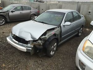 Parting out 2003 Nissan Sentra se-r
