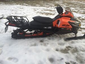 Trade for SXS 2015 Skidoo Tundra Extreme 600etec