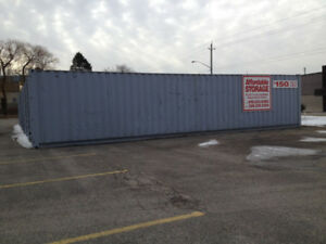 Storage units for rent in Tillsonburg