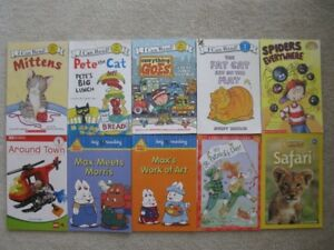 Early Reader Book LotFor Ages Primary/Grade 1