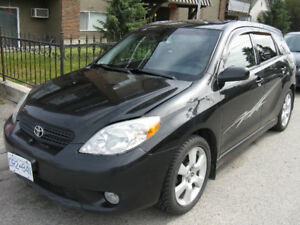 2006 Toyota Matrix XR Auto Loaded
