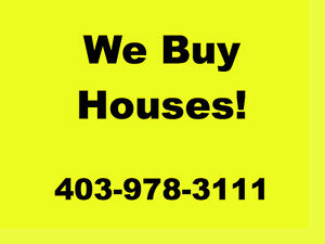Sell My Calgary House Fast!!!