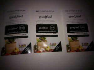 3 carte cadeau de goodfood