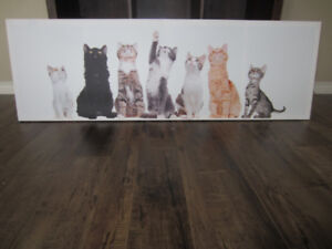 CAT LOVER'S CANVAS
