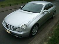 2007 Mercedes-Benz CLS CLS 320 CDI 4dr Tip Auto COUPE Diesel Automatic